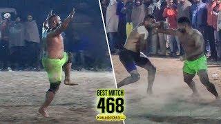 Download #468 Best Match | Dhanauri VS Dirba Mandi | Bhago Majra (Mohali) Kabaddi Tournament 17 Dec 2018 Video