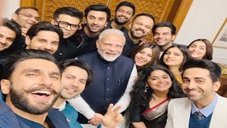 Download PM Modi Invites Bollywood Actors to Delhi To Ask For Help & Support to WIN 2019 Elections Video