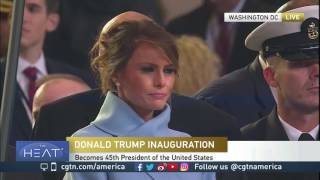 Download The Heat: The Inauguration of President Trump PT2 Video