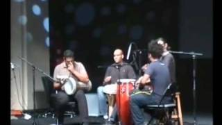 Download Drum circle | The Percussion Show | TEDxCairo Video