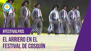 Download Conjunto de malambo ″El arriero″ en el Festival de Cosquín 2016 Video