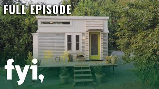 Download Tiny House Hunting: A New Home for Newlyweds in Portland (S3, E2) | Full Episode | FYI Video