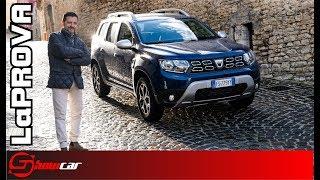 Download Dacia Duster GPL, La suv intelligente diventa ancor più attenta al risparmio Video