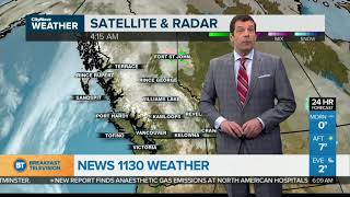 Download Latest Forecast: Dec 11th Video