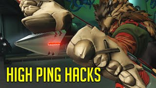 Download High Ping Hacks! Hanzo Headshots Everything! [Gameplay] Video
