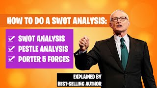 Download SWOT Analysis: How To Do a SWOT Analysis, PESTLE Analysis, Porter 5 Forces Video