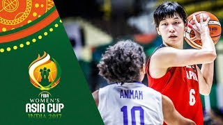 Download Philippines v Japan - Full Game - Group B - FIBA Women's Asia Cup 2017 Video