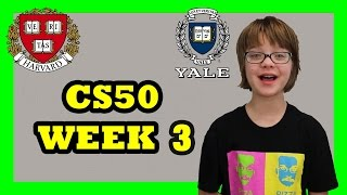 Download Learning to Code at Harvard - CS50 PSet 3 - Day 1047   ActOutGames Video