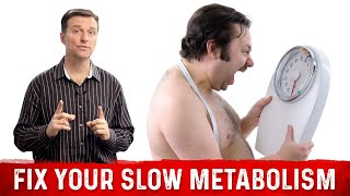Download How to Fix a Slow Metabolism: MUST WATCH! Video