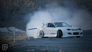 Download Forsberg & Tuerck Battle In The Ultimate Game Of DRIFT 2015! Part 2 Video