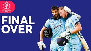 Download Incredible Final Over of England's Innings! | Stokes Forces Super Over | ICC Cricket World Cup 2019 Video