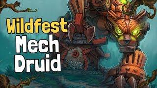 Download Wildfest Mech Druid - Advice Arena - Hearthstone Video