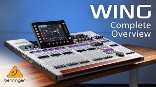 Download Behringer WING - A complete overview Video