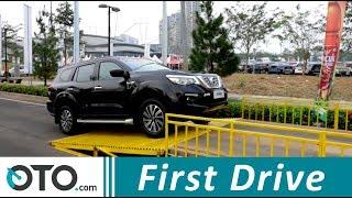 Download Nissan Terra VL 4x2 AT | First Drive | GIIAS 2018 | OTO Video