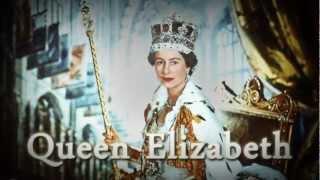 Download Her Majesty Queen Elizabeth II - 60 years in 6 seconds Video