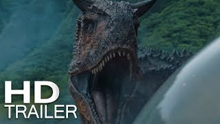 Download JURASSIC WORLD: REINO AMEAÇADO | Trailer (2018) Legendado HD Video