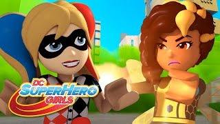 Download Crazed and Confused!   LEGO DC Super Hero Girls Video