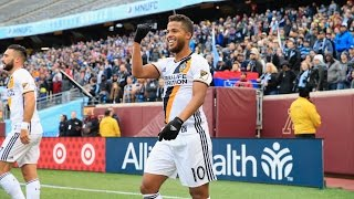 Download GOLAZO! Giovani dos Santos opens the scoring with a beautiful finish Video