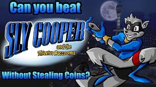Download VG Myths - Can You Beat Sly Cooper Without Stealing Any Coins? Video