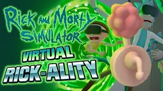 Download RICK AND MORTY SIMULATOR | Virtual Rick-ality #1 Video