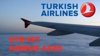 Download Turkish Airlines A320 Flight Stuttgart - Istanbul Video