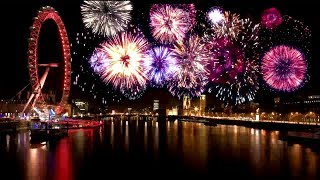Download Best 4 Free Happy New Year Intro Templates 2018 After Effects, Sony Vegas & No Text Video