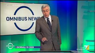 Download Omnibus News (Puntata 18/01/2017) Video