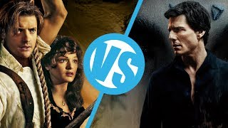 Download The Mummy (1999) VS The Mummy (2017) : Movie Feuds Video