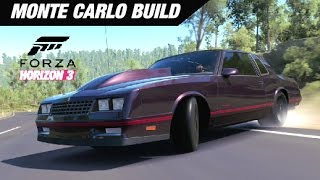 Download SUPERCHARGED Monte Carlo SS Build - Forza Horizon 3 Video