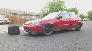 Download Finally Got New Tires! Video