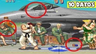 Download 10 Curiosidades de Street Fighter - cosas que no sabias Video