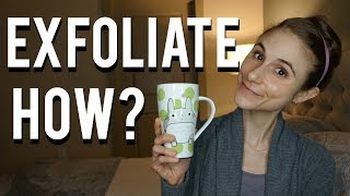 Download How to exfoliate the face| Dr Dray Video