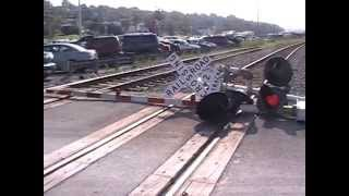 Download C&O Steam Locomotive 1309 Makes Emergency Stop - Brunswick,MD Video