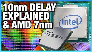 Download Intel 10nm Delay Explained & AMD's ″7nm″ | Ft. David Kanter Video