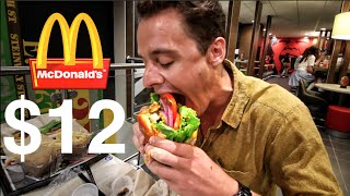 Download The $12 McDonald's Burger Video