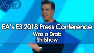 Download EA's E3 2018 Press Conference Was a Drab Shitshow Video