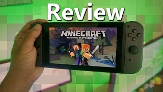 Download Minecraft: Nintendo Switch Edition Review   Worth Getting? Video