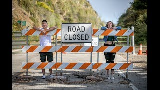 Download Big Sur's ″pause of disbelief:″ tourists make the most-frustrating U-turns of their lives Video