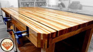 Download The Pallet Wood Workbenches Video