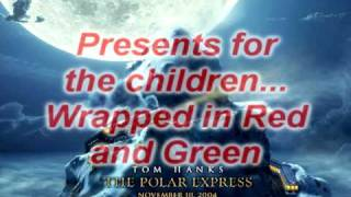 Download When Christmas Comes To Town ~ The Polar Express [Lyrics] Video