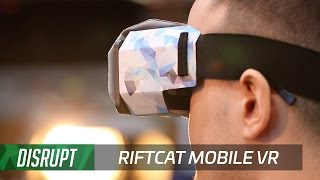 Download Play Oculus Rift games on Google Cardboard with Riftcat Video