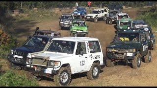 Download 4x4 SUVs in Off-Road race | Antsumae 2016 Video