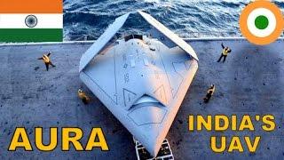 Download 🔴 BREAKING: INDIAN AIR FORCE and DRDO Working on AURA UCAV STEALTH Bomber (GHATAK UCAV) Video