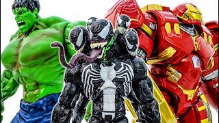 Download Venom Appeared~ Animals Are In Danger~ Avengers Come And Rescue Animals #Toymarvel Video