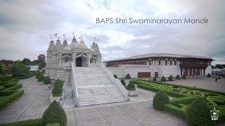 Download BAPS Shri Swaminarayan Mandir, London (Neasden Temple) Video