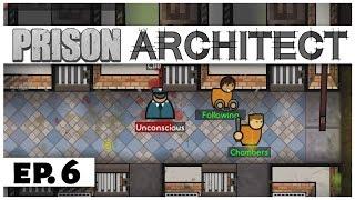 Download Prison Architect - Ep. 6 - Escape the Mini-Prison! - Escape Mode - Let's Play Video