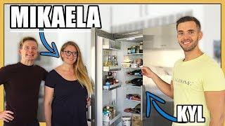 Download Kan vi äta upp allt i Mikaelas Kylskåp? Video