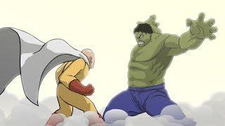 Download Hulk vs Saitama (Part 1) - Taming The Beast Video