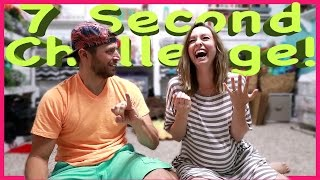 Download 7 SECOND CHALLENGE! | PREGNANCY EDITION! Video