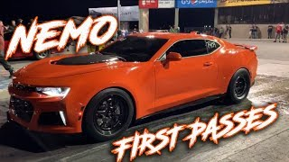 Download The ZL1 makes its first passes and I bought a HELLCAT REDEYE! Video